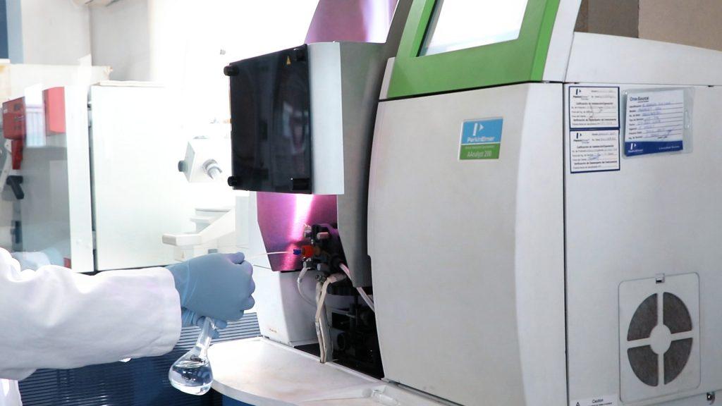PCLab Espectroscopía Infrarroja
