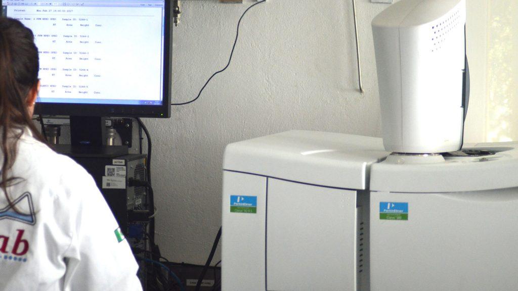 PCLab Cromatografía de Gases